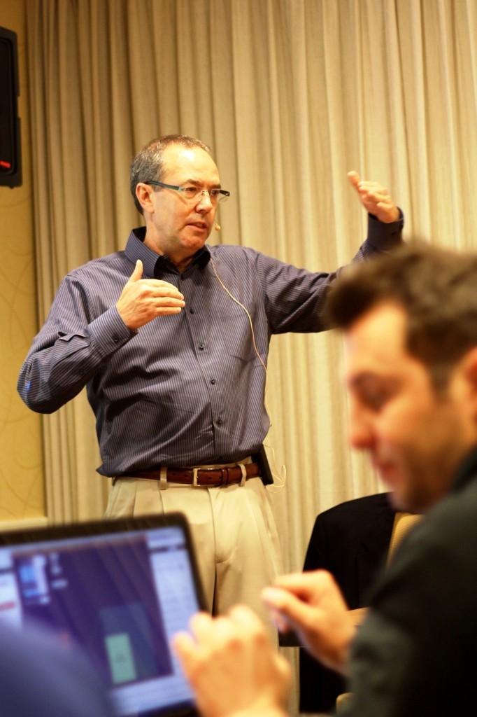 Todd Langford training advisors