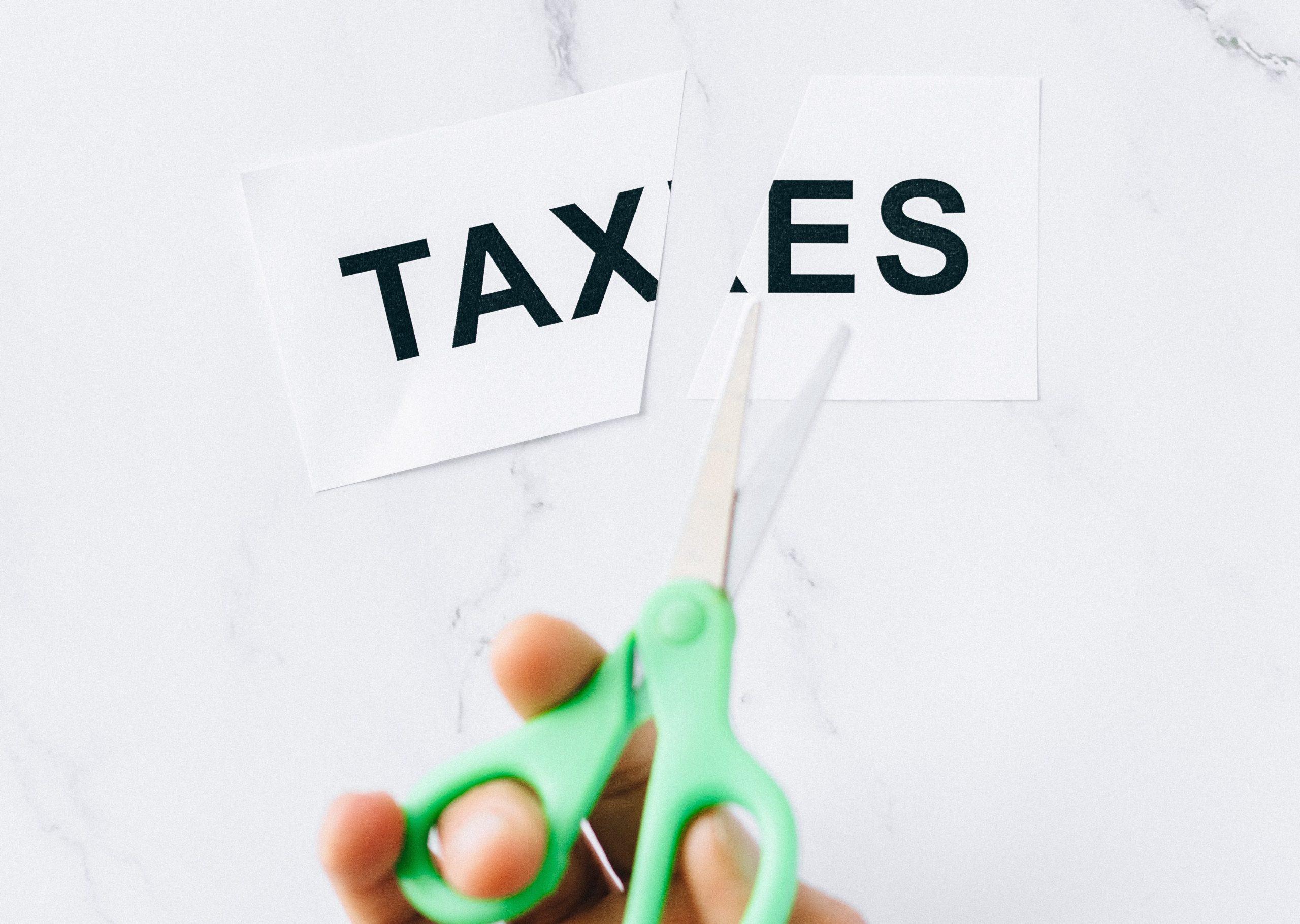 laffer curve, tax reduction