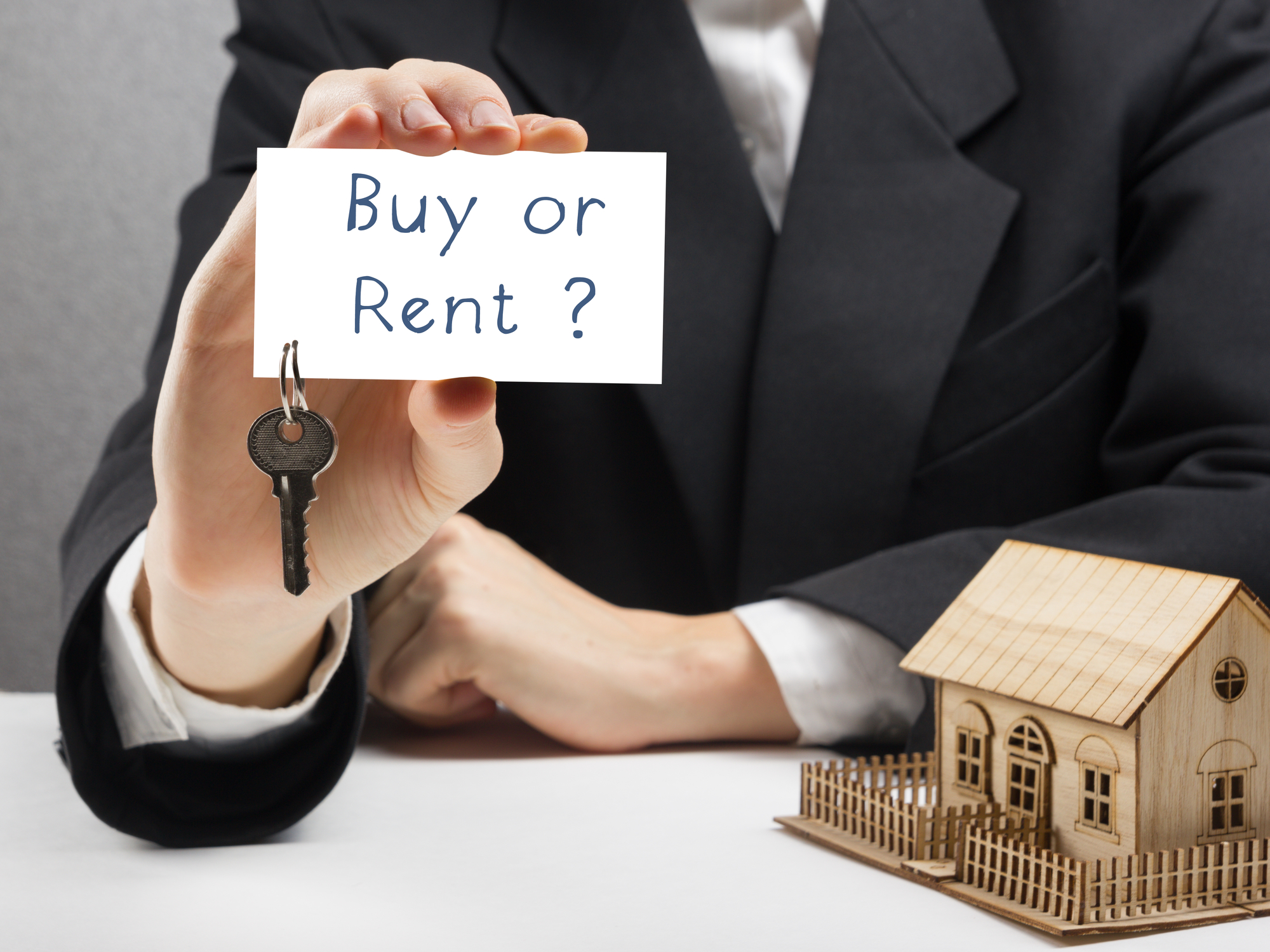Is It Better to Rent A Home Or Buy?