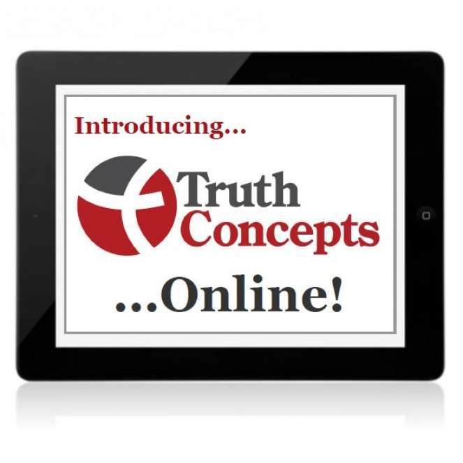 Truth Concepts Goes Online!